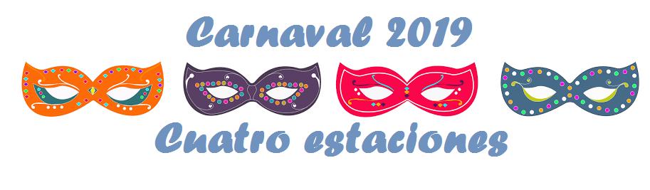 Resultado de imagen de valverde cartel carnaval 2019