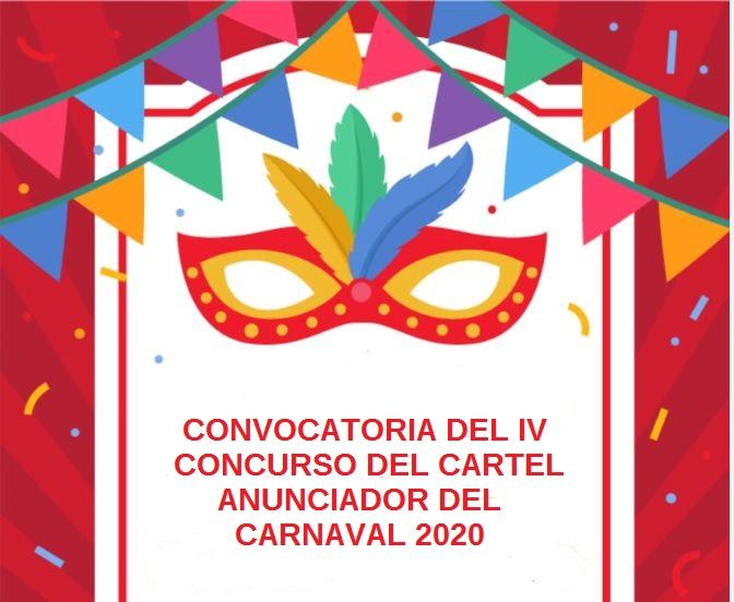 Concurso Cartel Carnaval 2020
